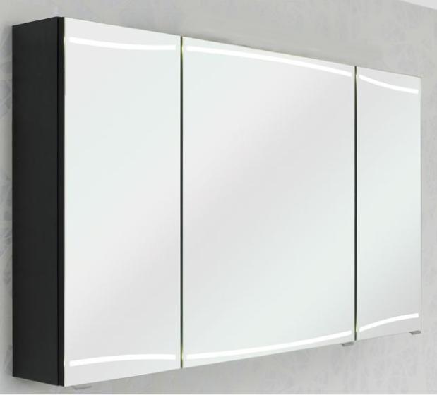 Pelipal Cassca Armoire De Toilette Avec Eclairage Led Dans Le Miroir Applique En Option 100 Cm