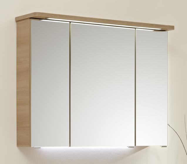 Pelipal Pineo Armoire De Toilette Avec Eclairage Led Dans La Corniche 98 Cm