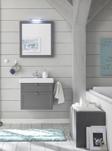 Pelipal SOLITAIRE 9030 Set-Meubles de salle de bain, 65 cm