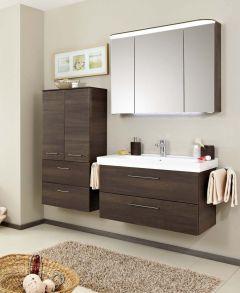 Pelipal Pineo Set-Meubles de salle de bain, 100 cm
