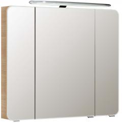 Pelipal Balto Armoire de toilette avec miroir biseauté, 85 cm