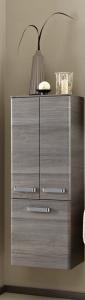 Pelipal Pineo Colonne mi-hauteur, 2 portes, 1 panier à linge, 45 cm