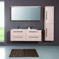 Puris Star Line Set-Meubles de salle de bain, Combinez- les vous-mêmes , 140  cm