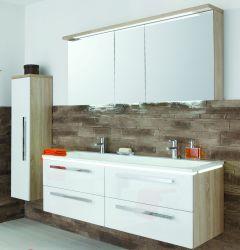 Puris Star Line Set-Meubles de salle de bain, combinez-les vous-mêmes, 160 cm