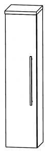Puris Star Line Armoire moyenne avec 1 porte, 40 cm