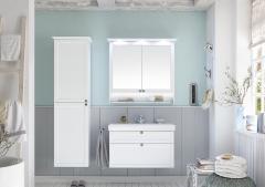 Pelipal SOLITAIRE 9030 Set-Meubles de salle de bain, 90 cm
