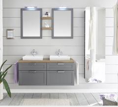 Pelipal SOLITAIRE 9030 Set-Meubles de salle de bain, 122 cm