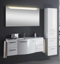 Marlin 3090 Set-Meubles de salle de bains, 120 cm