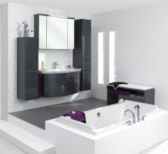 Pelipal Cassca Set-Meubles de salle de bain, 100 cm