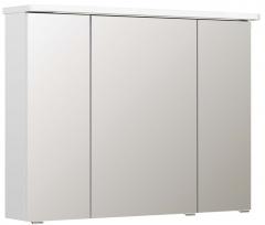 Pelipal Balto Armoire de toilette  avec corniche et luminaire encastré LED, 120 cm