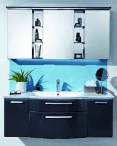 Puris Linea Set-Meubles de salle de bain, combinez vous-même, 130 cm