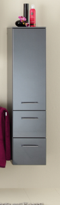 Pelipal Pineo Colonne mi-hauteur, 1 porte, 2 tiroirs, 30 cm